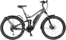 E-Bike Velo de Ville AES 800 FS 11 Gang Shimano Deore XT