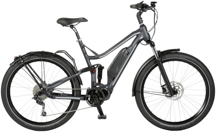 E-Bike Velo de Ville AES 800 FS 11 Gang Shimano Deore XT 2020