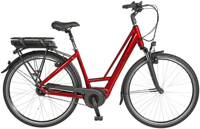 E-Bike Velo de Ville CEB400 8 Gang Shimano Nexus Freilauf DI 2 2020