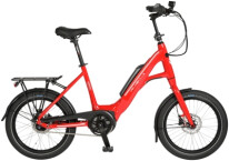 "E-Bike Velo de Ville KEB200 Kompakt 20"" 7 Gang Shimano Nexus Freilauf"