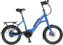 "E-Bike Velo de Ville KEB400 Kompakt 20"" 5 Gang Shimano Nexus Freilauf"