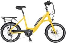 "E-Bike Velo de Ville KEB800 Kompakt 20"" 5 Gang Shimano Nexus Freilauf"