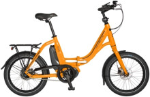 E-Bike Velo de Ville KES 200 8 Gang Shimano Nexus FL