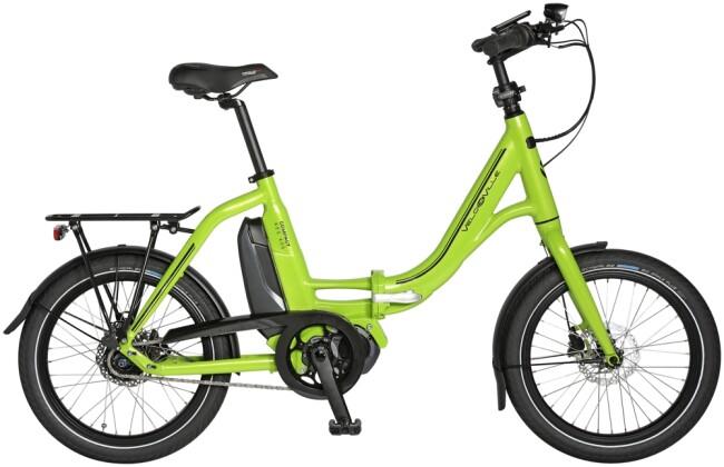 E-Bike Velo de Ville KES 400 8 Gang Shimano Nexus DI2 FL 2020