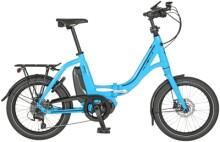 E-Bike Velo de Ville KES 800 5 Gang Shimano Nexus DI2 FL