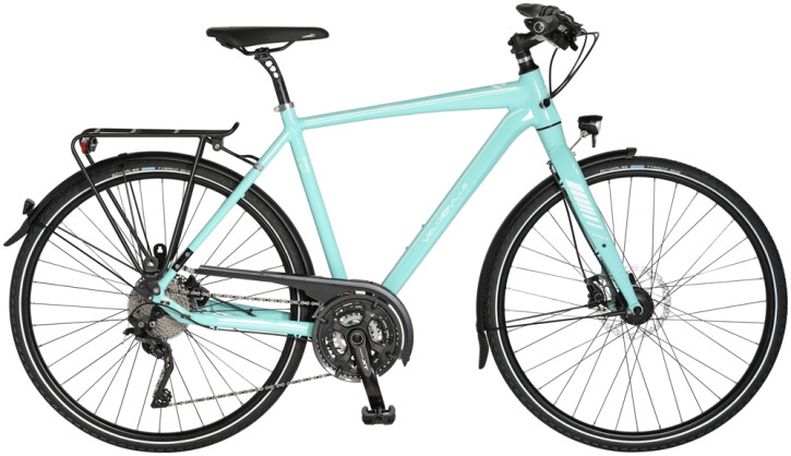 Trekkingbike Velo de Ville L400 30 Gang Shimano Deore Mix 2020