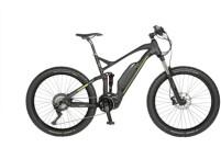 E-Bike Velo de Ville XES 400 FS 10 Gang Shimano Deore