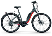 Centurion E-Fire City R850 anthrazit-red