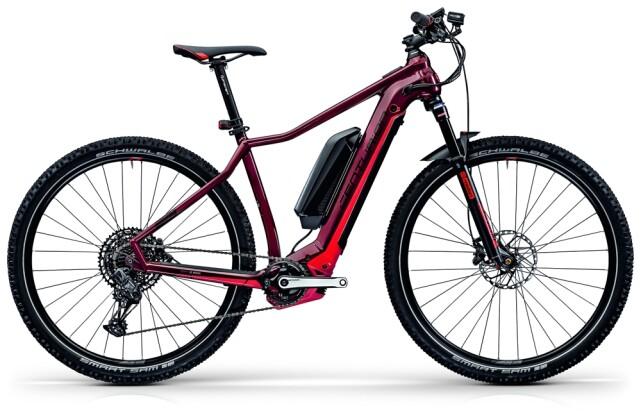 E-Bike Centurion Backfire Fit E R811i DualBatt 2020