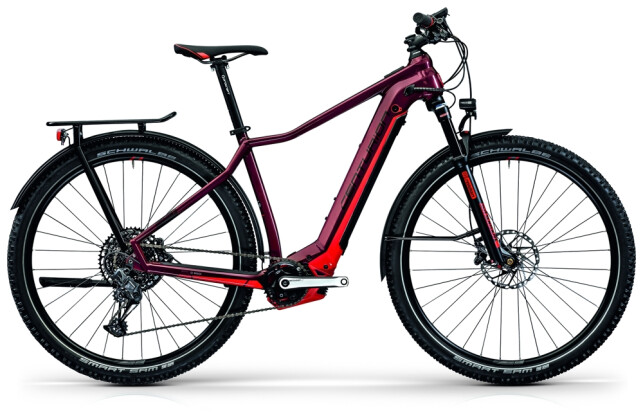 E-Bike Centurion Backfire Fit E R860i EQ 2020