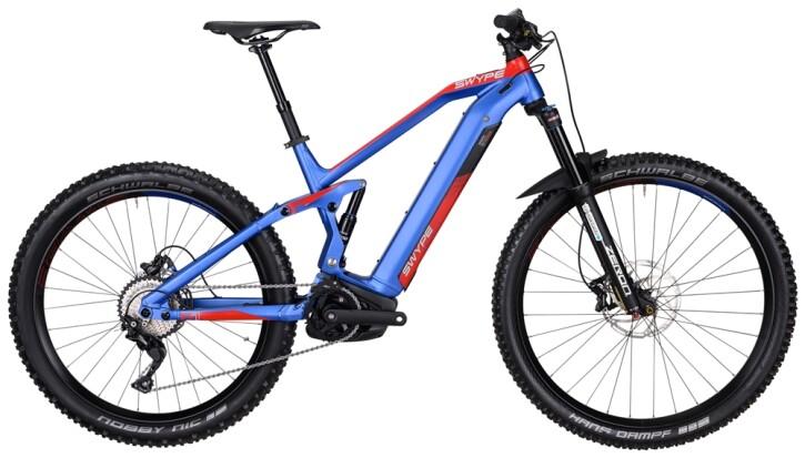E-Bike Swype freqz #1.0 625Wh 2020