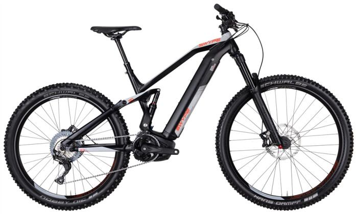 E-Bike Swype freqz #2.0 500Wh 2020