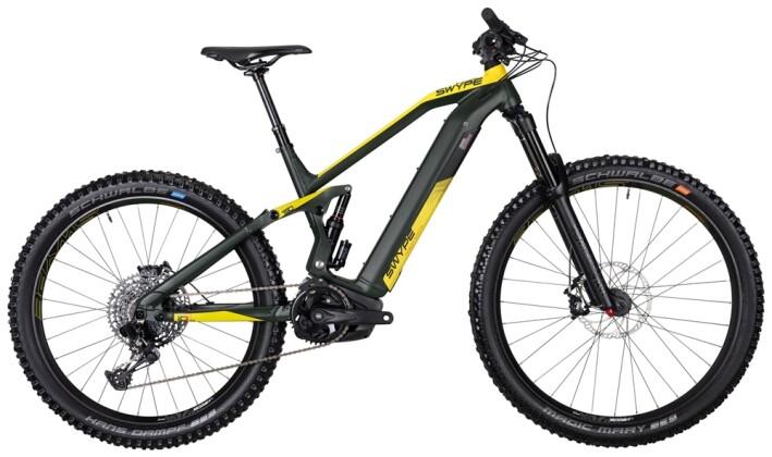 E-Bike Swype freqz #3.0 500Wh 2020