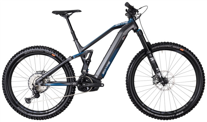 E-Bike Swype freqz #4.0 500Wh 2020
