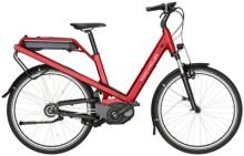 E-Bike Riese und Müller Culture city rücktritt