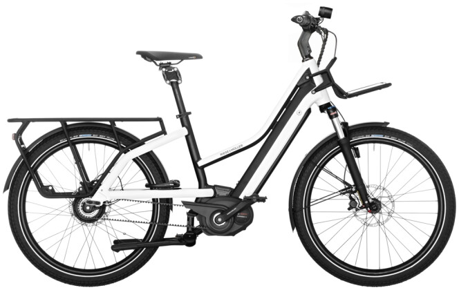 E-Bike Riese und Müller Multicharger Mixte GT vario 2020