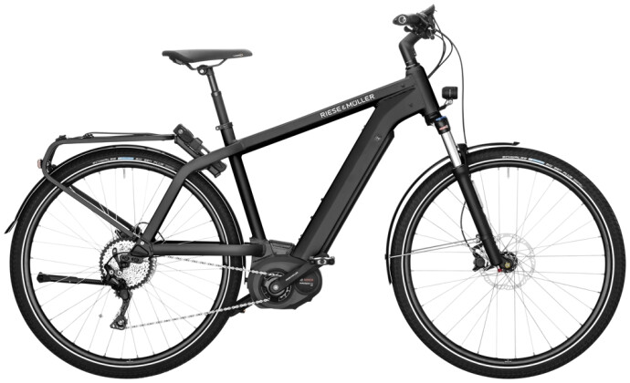 E-Bike Riese und Müller Charger touring 2020