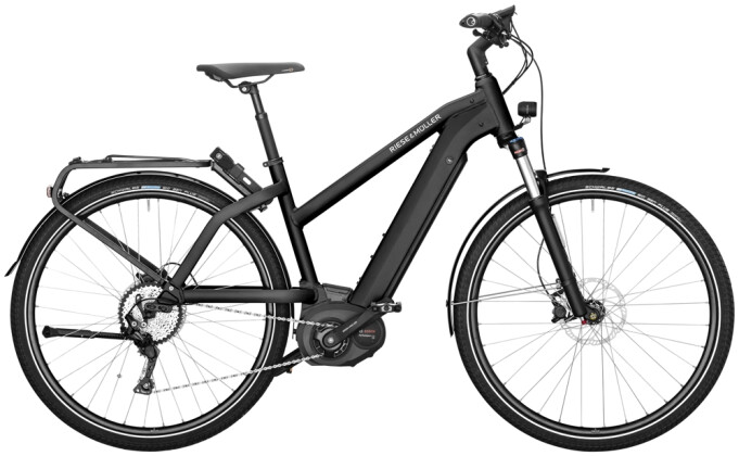 E-Bike Riese und Müller Charger Mixte touring 2020