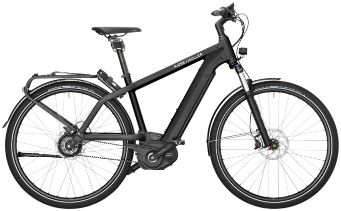 E-Bike Riese und Müller Charger vario 2020