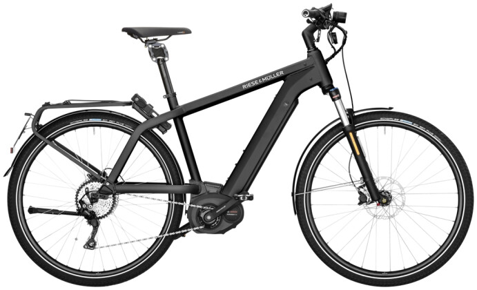 E-Bike Riese und Müller Charger touring HS 2020