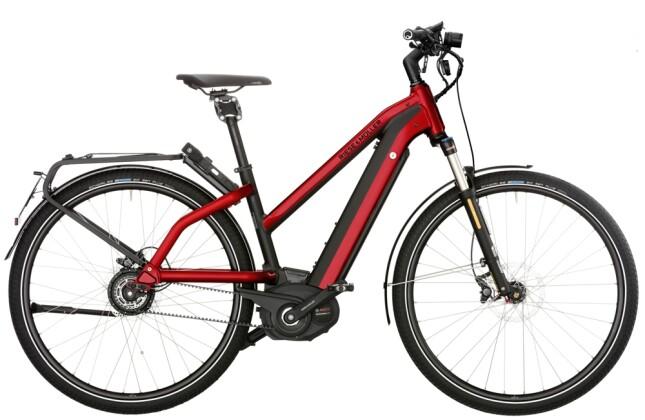 E-Bike Riese und Müller Charger Mixte vario HS 2020