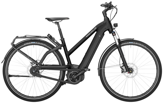 E-Bike Riese und Müller Charger Mixte city 2020