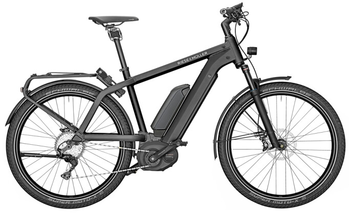 E-Bike Riese und Müller Charger GT touring 2020
