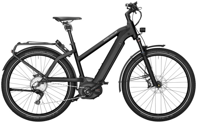 E-Bike Riese und Müller Charger Mixte GT touring 2020