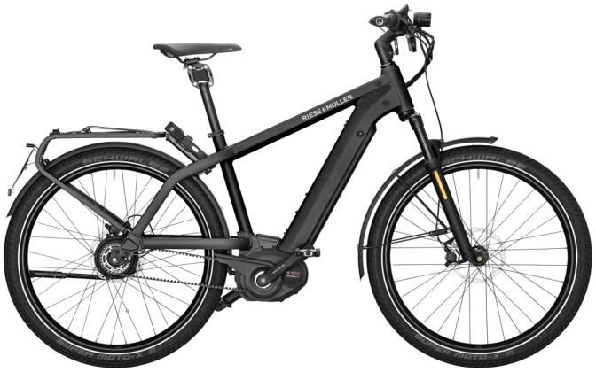 E-Bike Riese und Müller Charger GT vario HS 2020