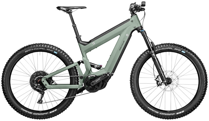E-Bike Riese und Müller Delite mountain touring 2020