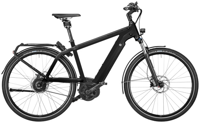 E-Bike Riese und Müller Charger silent 2020
