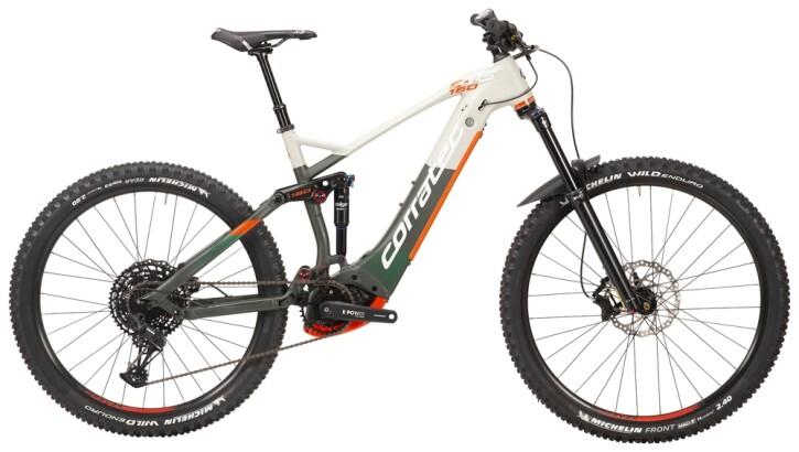 E-Bike Corratec E-Power RS 160 Elite 2020