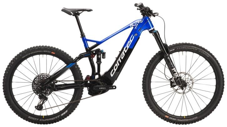 E-Bike Corratec E-Power RS 160 Factory 2020
