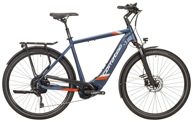 E-Bike Corratec E-Power Urban 28 CX6 10S Gent Shadow 2020