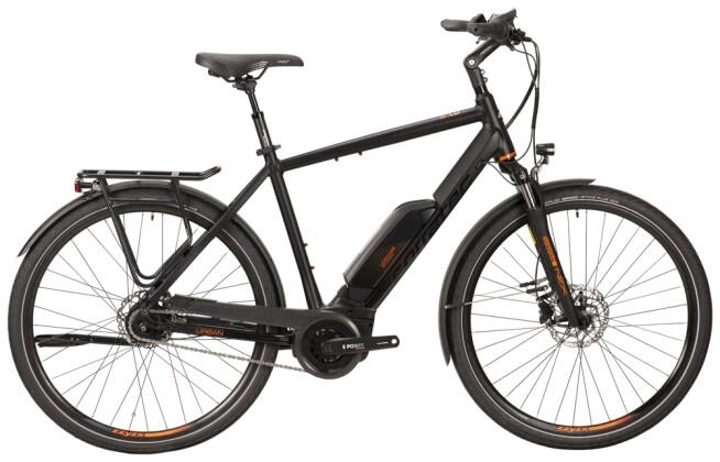 E-Bike Corratec E-Power Urban 28 AP5 8SC Gent 2020