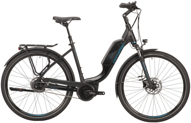 E-Bike Corratec E-Power Urban 28 AP5 8S Wave 2020