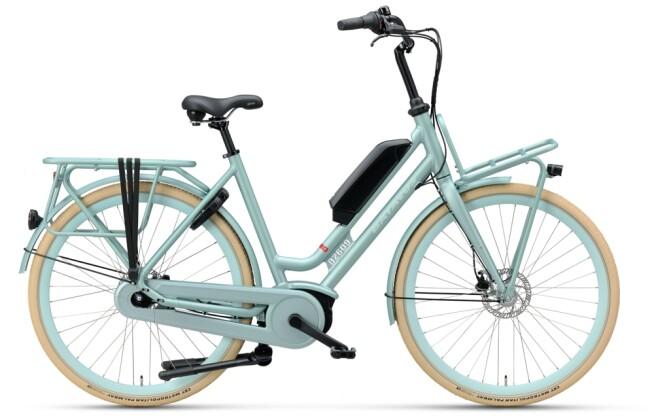 E-Bike Batavus Quip E-go® Extra Cargo 2020