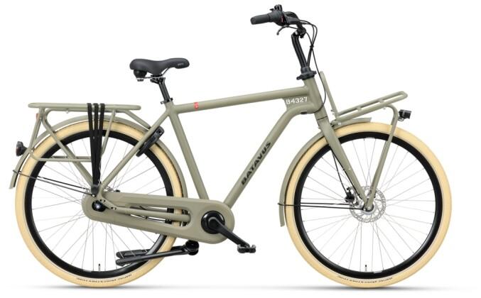 Citybike Batavus Quip Extra Cargo 2020