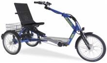 E-Bike Draisin MALTA Ansmann-Motor