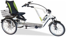 E-Bike Draisin SANTORIN S mit Motor