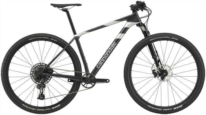Mountainbike Cannondale F-Si Carbon 4 2020