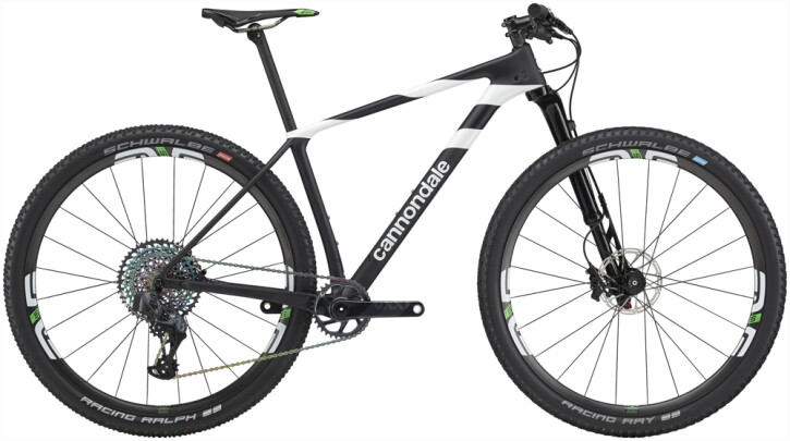 Mountainbike Cannondale F-Si Hi-MOD World Cup 2020