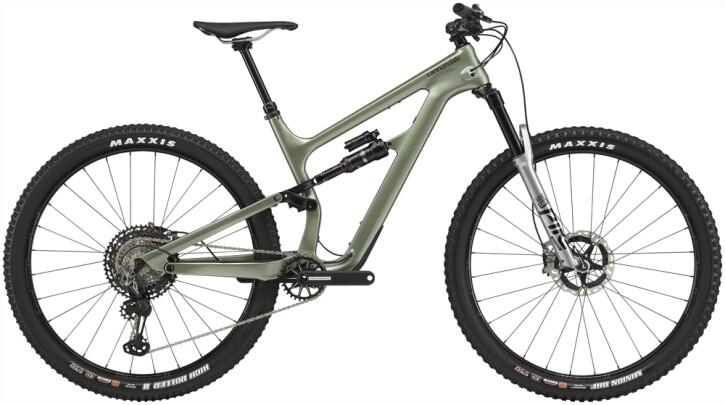 Mountainbike Cannondale Habit Carbon 1 2020