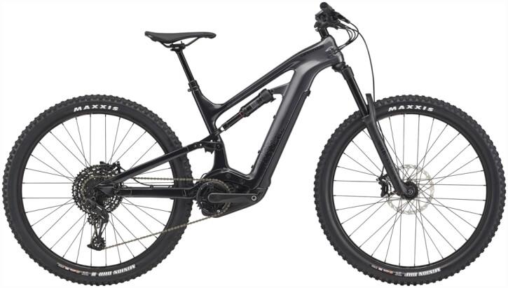 E-Bike Cannondale Moterra 3+ 2020