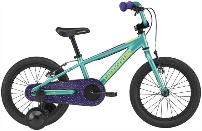 """Kinder / Jugend Cannondale Kids Trail Freewheel 16"""" 2020"""