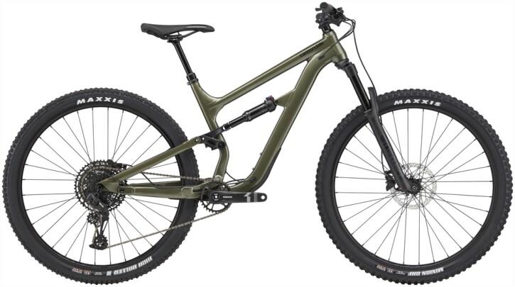 Mountainbike Cannondale Habit 5 2020