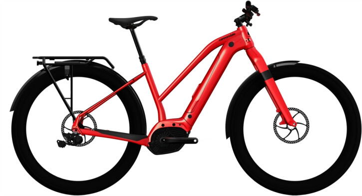 E-Bike Cannondale Canvas Neo Remixte 2 2020