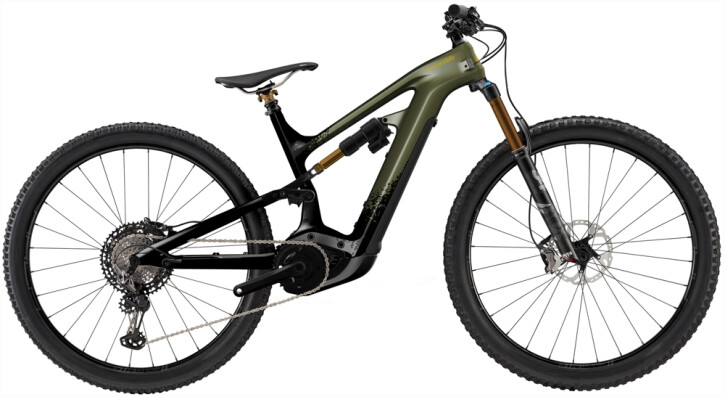 E-Bike Cannondale Moterra 1 2020