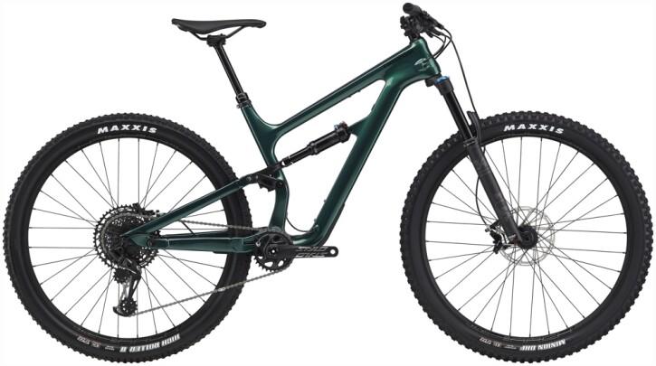 Mountainbike Cannondale Habit Carbon 3 2020