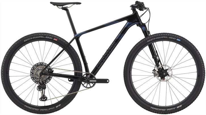 Mountainbike Cannondale F-Si Carbon 2 2020